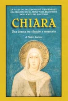 Antondemarirreguera.es Chiara. Una donna tra silenzio e memoria Image