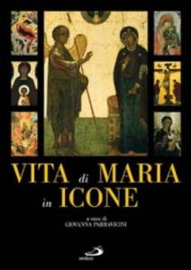 Libro Vita di Maria in icone