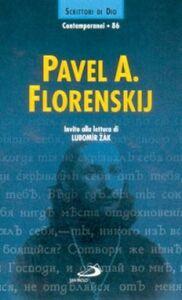 Foto Cover di Pavel A. Florenskij. Invito alla lettura, Libro di  edito da San Paolo Edizioni