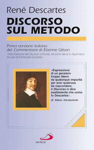 Libro Discorso sul metodo Renato Cartesio