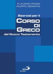 Camfeed.it Esercizi per il corso di greco del Nuovo Testamento Image