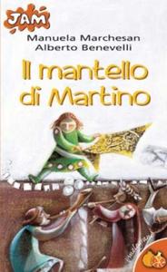 Libro Il mantello di Martino Alberto Benevelli