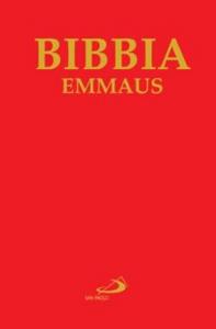 Libro Bibbia. Emmaus