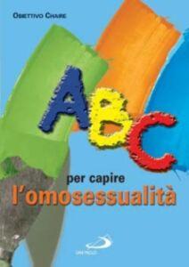 Libro ABC per capire l'omosessualità