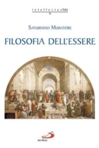 Libro Filosofia dell'essere Saturnino Muratore
