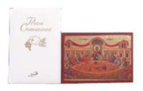 Foto Cover di Prima comunione, Libro di Imerio Moscardo, edito da San Paolo Edizioni