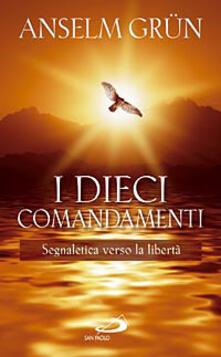 Librisulladiversita.it I dieci comandamenti. Segnaletica verso la libertà Image