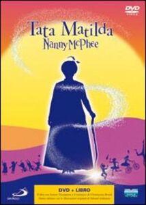 Foto Cover di Tata Matilda. Con DVD, Libro di Christianna Brand, edito da San Paolo Edizioni