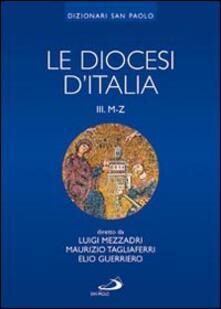 Antondemarirreguera.es Le diocesi d'Italia. Vol. 3: Le diocesi M-Z. Image