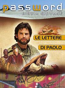 Foto Cover di Le lettere di Paolo. Password Bibbia giovane, Libro di  edito da San Paolo Edizioni