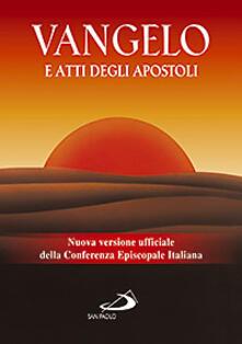 Listadelpopolo.it Vangelo e Atti degli apostoli. Nuova versione ufficiale della Conferenza Episcopale Italiana Image