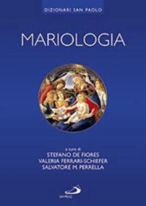 Libro Mariologia Stefano De Fiores , Salvatore M. Perrella , Valeria Ferrari Schiefer