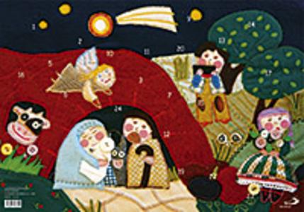 Libro Calendario d'Avvento Lodovica Cima