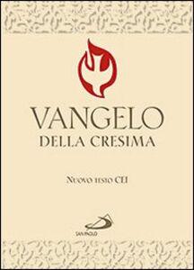 Libro Vangelo e Atti degli Apostoli. Nuova versione ufficiale della Conferenza Episcopale Italiana