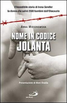 Nordestcaffeisola.it Nome in codice: «Jolanta». L'incredibile storia di Irena Sendler, la donna che salvò 2500 bambini dall'Olocausto Image