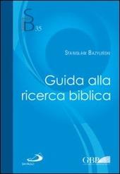 Guida alla ricerca biblica