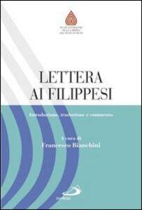 Foto Cover di Lettera ai Filippesi. Introduzione, traduzione e commento, Libro di  edito da San Paolo Edizioni