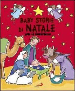 Libro Baby storie di Natale. Apri le finestrelle Christina Goodings