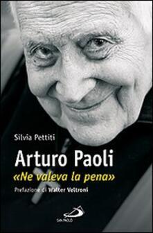 Festivalshakespeare.it Arturo Paoli. «Ne valeva la pena» Image