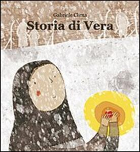 Storia di Vera - Gabriele Clima - copertina