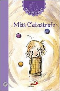 Libro Miss Catastrofe Béatrice Hammer