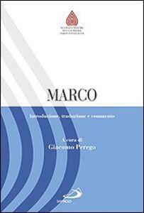 Foto Cover di Marco. Introduzione, traduzione e commento, Libro di  edito da San Paolo Edizioni