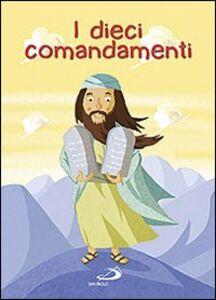 Libro I dieci comandamenti Gabriella Biader