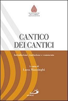 Cantico dei cantici. Introduzione, traduzione e commento.pdf