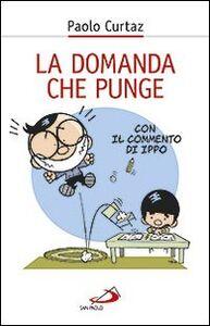 Libro La domanda che punge Paolo Curtaz