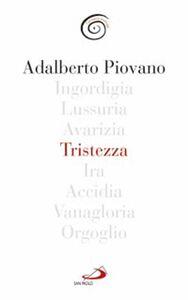 Foto Cover di Tristezza, Libro di Adalberto Piovano, edito da San Paolo Edizioni