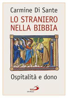 Lpgcsostenible.es Lo straniero nella Bibbia. Ospitalità e dono Image