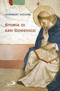 Libro Storia di san Domenico Humbert Vicaire