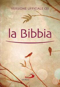 Libro La Bibbia. Versione ufficiale CEI