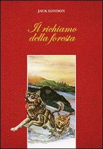 Foto Cover di Il richiamo della foresta, Libro di Jack London, edito da San Paolo Edizioni