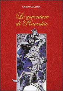Foto Cover di Le avventure di Pinocchio, Libro di Carlo Collodi, edito da San Paolo Edizioni