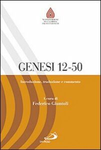 Libro Genesi 15-20. Introduzione, traduzione e commento