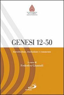 Steamcon.it Genesi 12-50. Introduzione, traduzione e commento Image