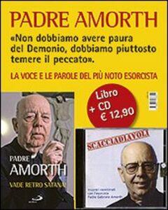 Foto Cover di Vade retro Satana! Con CD Audio, Libro di Gabriele Amorth, edito da San Paolo Edizioni