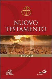 Foto Cover di Nuovo Testamento Via Verità e Vita. Per i credenti, Libro di  edito da San Paolo Edizioni