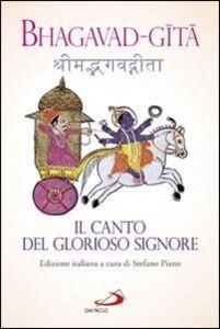 Libro Bhagavad-gita. Il canto del glorioso Signore