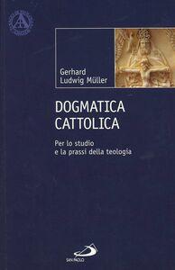 Libro Dogmatica cattolica Gerhard L. Müller