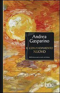 Libro Il comandamento nuovo Andrea Gasparino