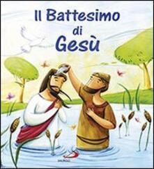Tegliowinterrun.it Il battesimo di Gesù Image
