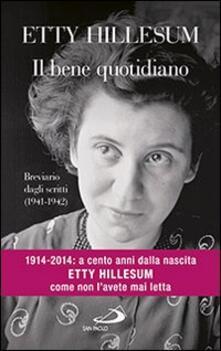 Steamcon.it Il bene quotidiano. Breviario degli scritti (1941-1942) Image