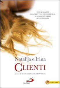 Libro Clienti Nataljia , Irina