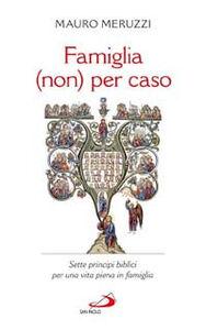 Libro Famiglia (non) per caso. Sette principi biblici per una vita piena in famiglia Mauro Meruzzi