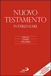 Libro Nuovo Testamento. Versione interlineare in italiano
