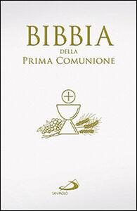 Libro La Bibbia della Prima Comunione