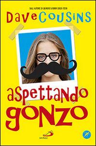 Libro Aspettando Gonzo Dave Cousins