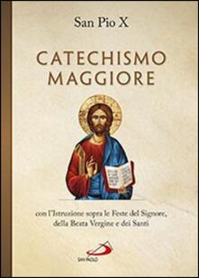 Radiospeed.it Catechismo maggiore con l'istruzione sopra le feste del Signore, della beata Vergine e dei santi Image